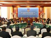 第6届越老柬发展三角区合作青年论坛在老挝举行