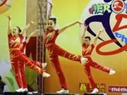 第五届亚洲健美操锦标赛落幕 越南队一共获得了10枚金牌