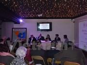 关于东海问题的展览会和座谈会在巴黎举行