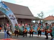 越南旅游企业出席2015年柬埔寨海洋节