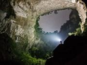 各国驻越大使将探险广平省山洞窟