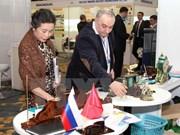 越俄企业论坛加强贸易对接