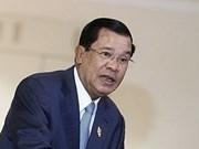 泰国与柬埔寨加强多个领域的合作