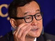 柬埔寨救国党议员结束对国会抵制