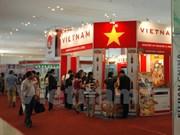 面向东盟共同体:越南参加第九届柬埔寨进出口暨一省一品展会