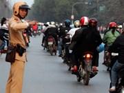 越南政府总理要求做好2016年春节和春季庙会期间交通安全保障工作
