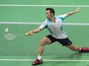 2015年墨西哥市羽毛球大奖赛:阮进明和武氏妆获胜