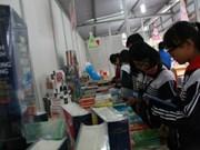 圣诞图书节——河内2015年圣诞节具有意义的文化活动