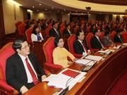 越共十一届十三中全会第七天新闻公报