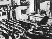 回想69年前越南国会召开的首场质询会