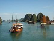 2015年前11月广宁省接待游客量达近740万人次