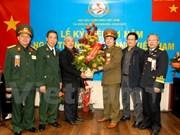 越南人民军建军71周年纪念典礼在印度和德国隆重举行