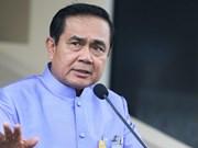 泰国总理巴育拒绝将组建民族团结政府