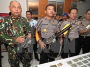 印度尼西亚警方处于最高警戒状态