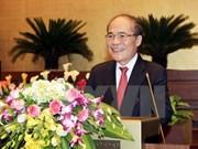 越南国会主席阮生雄今日启程对中国进行正式友好访问