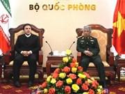 越南与伊朗加强防务合作
