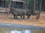 富国野生动物照顾与保护公园正式投运