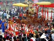 努力保护与弘扬雄王祭祀信仰文化价值