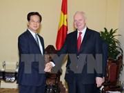 俄罗斯驻越大使:促进越俄企业合作增进两国民间交流