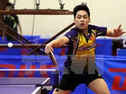 2015年越南国家优秀乒乓球选手锦标赛落幕