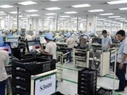 2015年胡志明市吸收外资同比增长47%