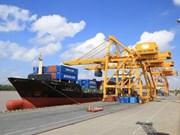 2015年海防港货物吞吐量达3180万吨