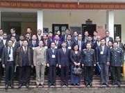 越柬加强监察干部培训合作