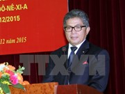 进一步增进越印两国友好合作关系