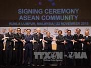 中国欢迎东盟共同体建成