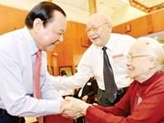 全国各地举行多项活动庆祝越南国会首届普选70周年