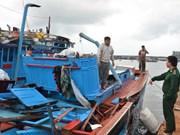 越南渔业协会反对中国船只撞沉越南渔船
