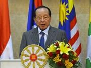 东盟共同体将提升其在国际舞台上的地位及作用
