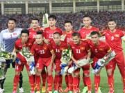 FIFA最新排名:越南队升1位名列世界第146位