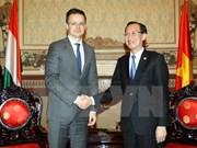 胡志明市与匈牙利拓展多领域的务实合作