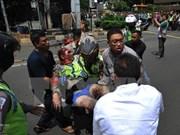 越南谴责印尼雅加达恐怖袭击事件