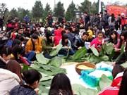 越南各族文化旅游村将举行多项丰富多彩活动喜迎2016年丙申春节
