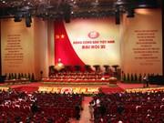 越南共产党历次全国代表大会