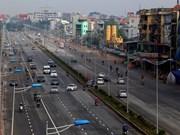 二环路纸桥至日新路段正式通车投运