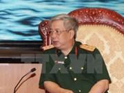 进一步加强越印两国防务合作关系