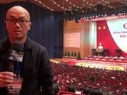 旅外越南人社群新闻媒体报道越共十二大