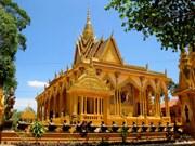 高棉族精神生活中的寺庙