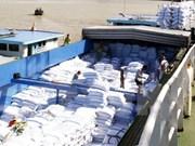 2016年1月第一周越南大米出口量猛增