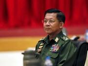 缅甸促进组建新政府