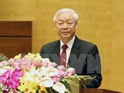 越共十二大:越共第十二届中央委员会组织结构