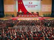 越共十二大:世界248个政党和国际组织致电祝贺越共十二大