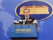 越南要求中国台湾立刻停止侵犯越南主权行为