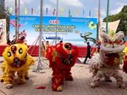 2016年第三届全国龙狮麒麟舞大赛热闹非凡