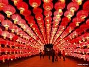 中国灯笼节