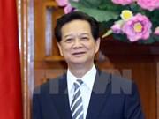 越南政府总理阮晋勇启程前往美国出席东盟—美国领导人特别峰会
