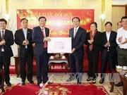 公安部长陈大光:广宁省需集中把促进旅游和经济发展与维护海上主权相结合